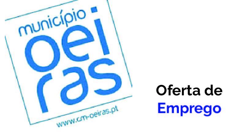 Oferta de emprego para a Câmara Municipal de Oeiras – Conhecimentos de Topografia, Cartografia e SIG