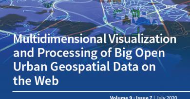 ISPRS Int. J. Geo-Inf., Volume 9, Issue 7 (Julho 2020) – online