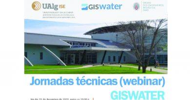 Jornadas Técnicas GISWATER