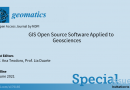 """Call for papers – """"GIS Open Source Software Applied to Geosciences"""""""