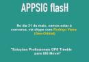 APPSIG flash com Rodrigo Vieira da Geo-Orbital