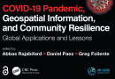 COVID-19 Pandemic, Geospatial Information, and Community Resilience – Open Access Book