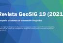 Revista GeoSIG 19 (2021) disponível online
