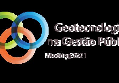 10ª edição do evento Geotecnologias na Gestão Pública