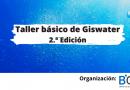 Novos webinars e workshops com a ferramenta GISwater